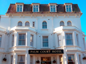 Palm Court Hotel Eastbourne