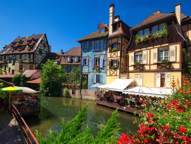 Alsace - Mosel, 7 dage
