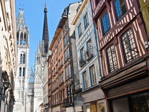 Normandiet Rouen