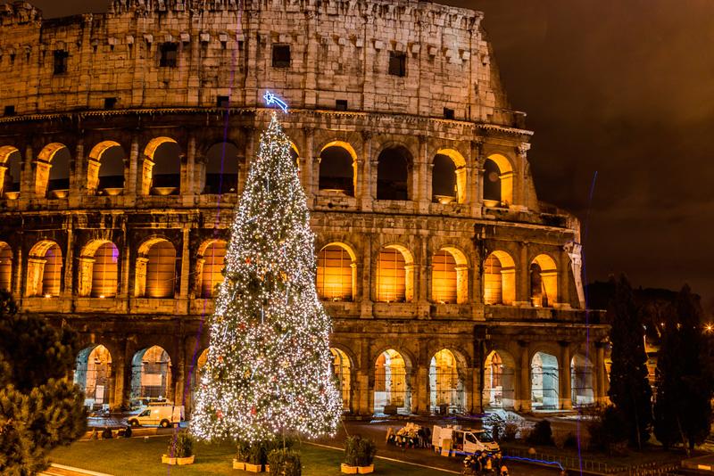 Jul og Colloseum
