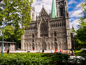 Cathedral Trondheim