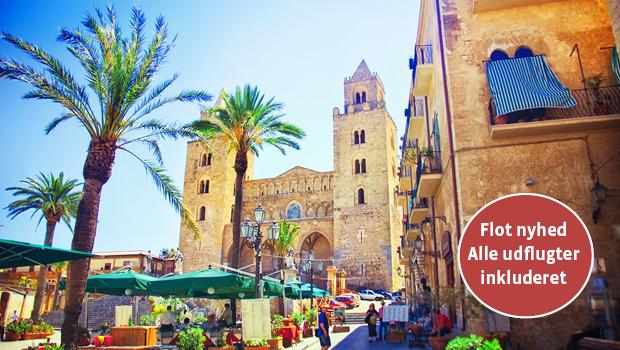 Citronkysten og Sicilien