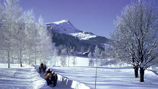Dansk jul i Tyrol