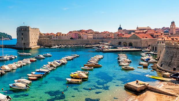 Dubrovnik - Europas smukkeste by