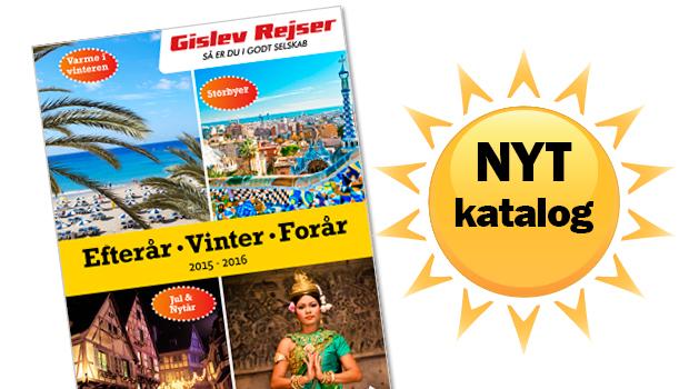 Katalog: Efterår, Vinter og Forår
