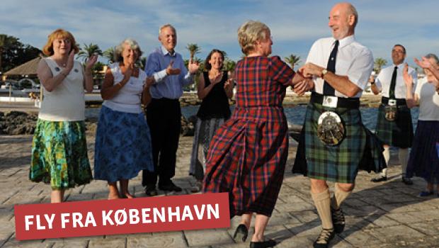Det festlige Højland og Edinburgh