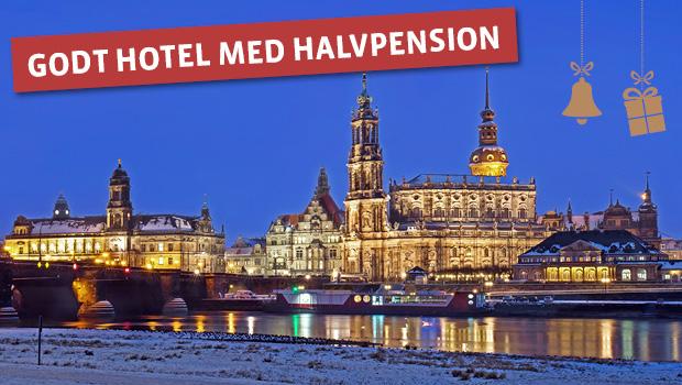 Jul i Dresden