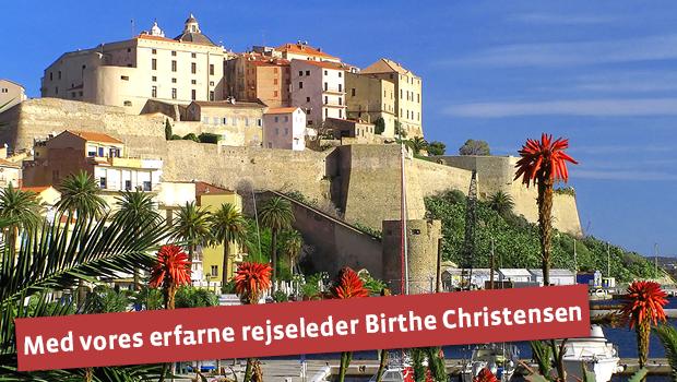 Korsika - Skønhedens Ø