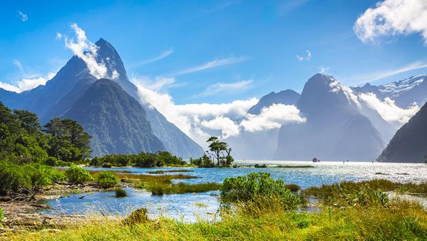 New Zealand fra Nord til Syd