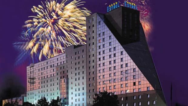 Nytår i Berlin - Hotel Estrel