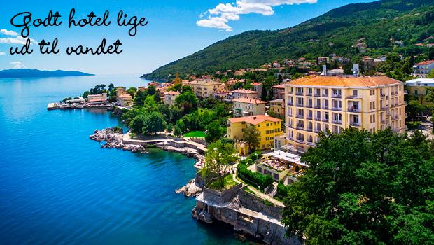 Opatija og Kroatiens smukke Riviera