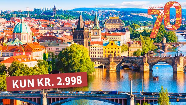 Prag 6 dage