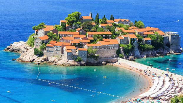 Nyd foråret i solrige Montenegro