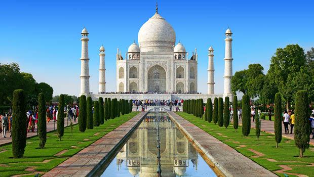 Rundrejse i Indien