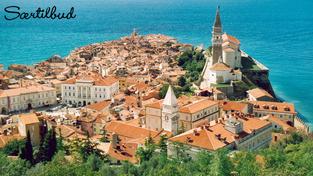 Istrien - Venedig - Adriaterhavet