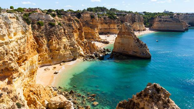 Langtidsferie på Algarvekysten