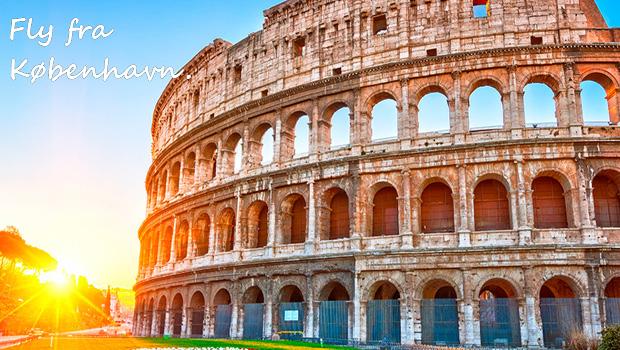 Særtilbud Toscana - Rom - Sorrento