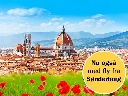 Rejser til Italien - nyd stvlelandet med Gislev Rejser