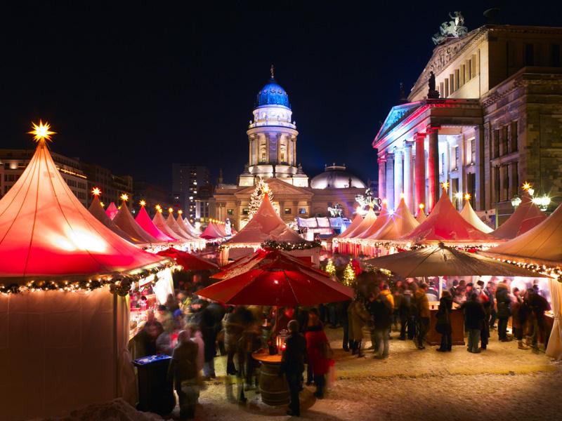 Julemarked I Berlin Gislev Rejser