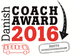 Danish coach award 2016