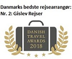 Danish travel award 2018