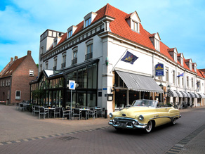 Baars hotel Holland