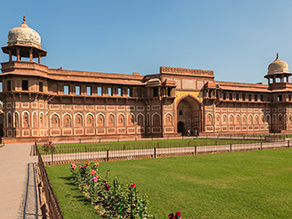 Red Fort Indien