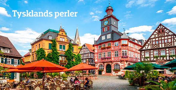 rejser til tyskland