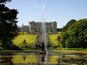 Powerscourt Slot Irland