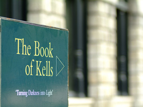 The Book of Kells Irland