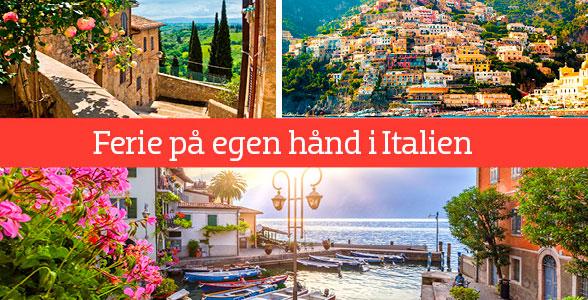 ferie i italien med fly