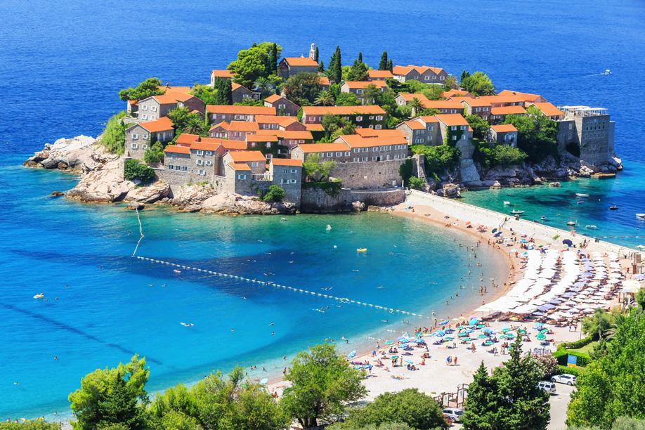 Rejser Til Montenegro Solrig Ferie Med Dansk Rejseleder