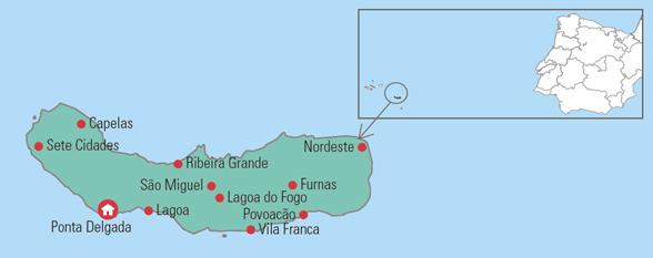 Rejser Til Azorerne Book Rejser Til Azorerne Fra Billund Lufthavn