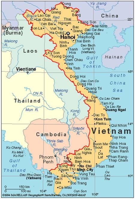 Vietnam Rejse Fra Nord Til Syd Rundrejse Med Erfaren Dansk