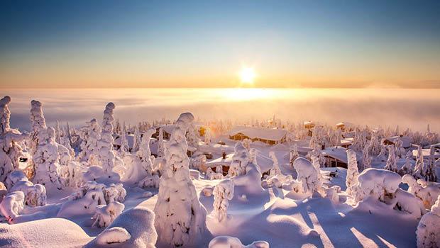 Arktiske eventyr i Lapland