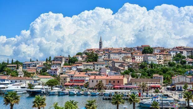 Maleriske Istrien - Kroatiens populære feriemål