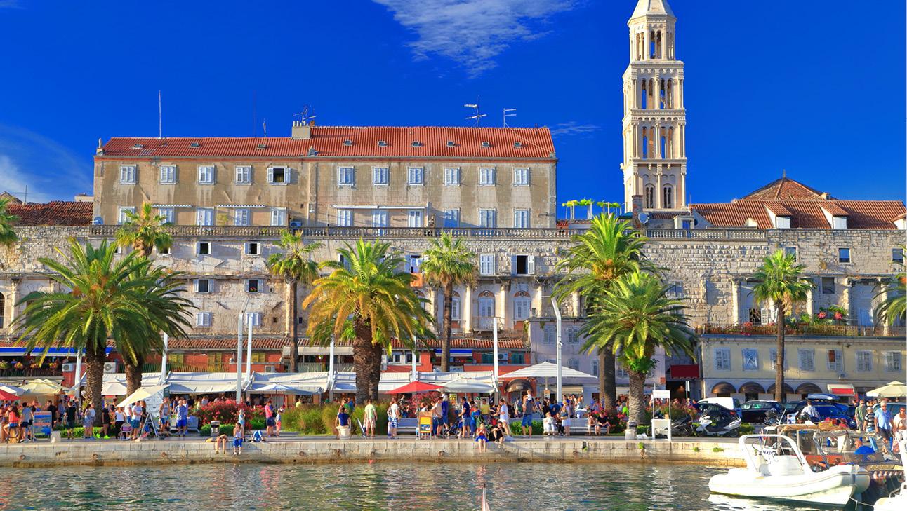 Bus ud, fly hjem: Kroatiens Adriaterhavskyst