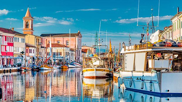 Adriaterhavets Kyst