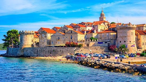 Dubrovnik og Det Kroatiske Ø-hav
