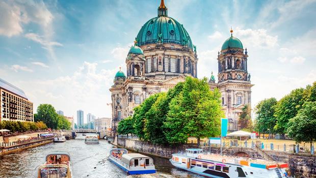 Berlin - fejringen af 30-året for Murens fald