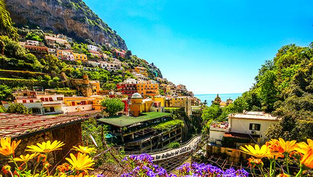 Den Napolitanske Riviera