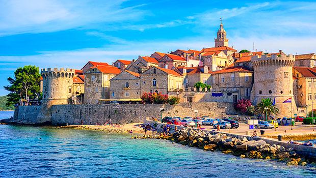 Dubrovnik og den kroatiske Skærgård