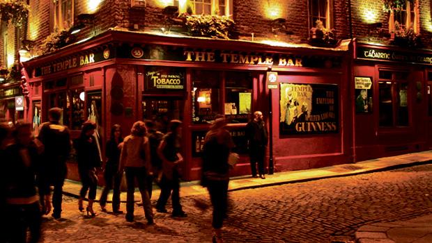 Julestemning i Dublin