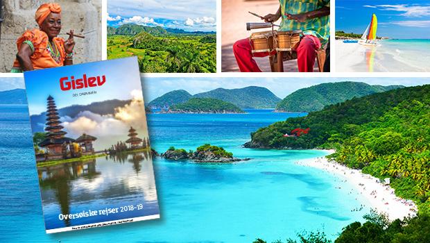 Caribiske drømme - nu med forkøbsrabat