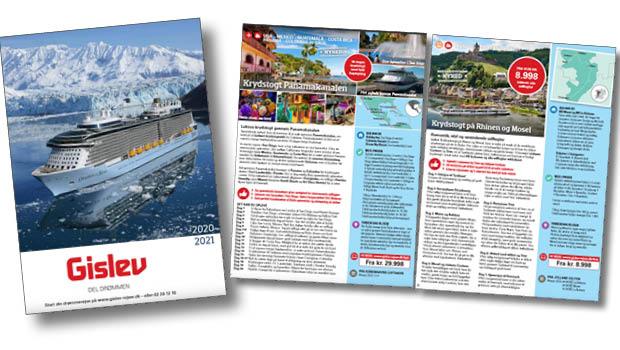 Se vores nye katalog med krydstogter
