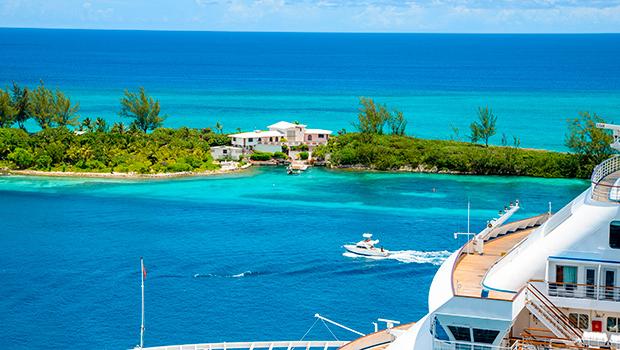 New York og krydstogt til Bahamas