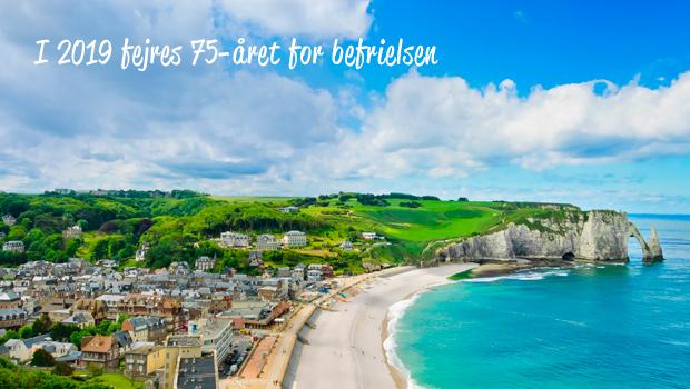 Normandiet - Bretagne - Jersey
