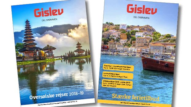 2 nye kataloger fyldt med rejseinspiration