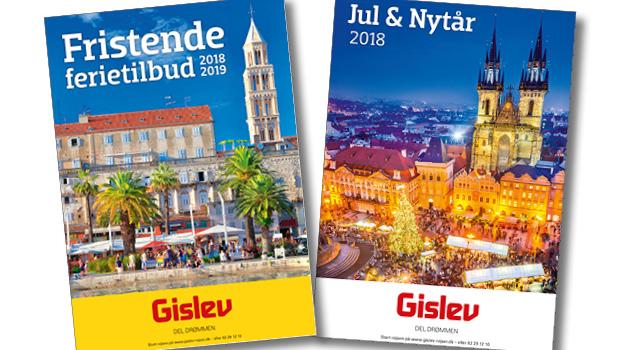 Nyt katalog fyldt med rejseinspiration