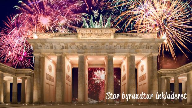 Nytårsshow i Berlin